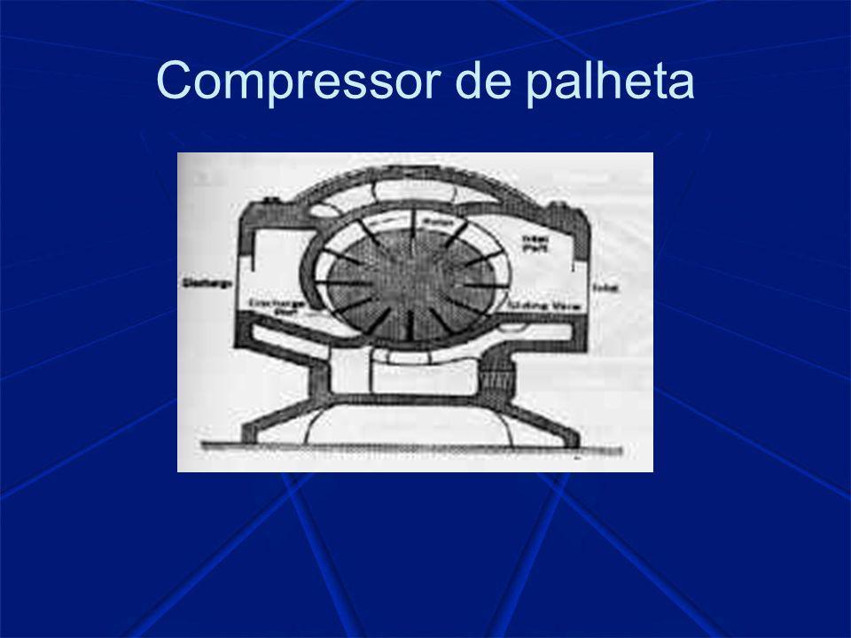 Compressor de palheta
