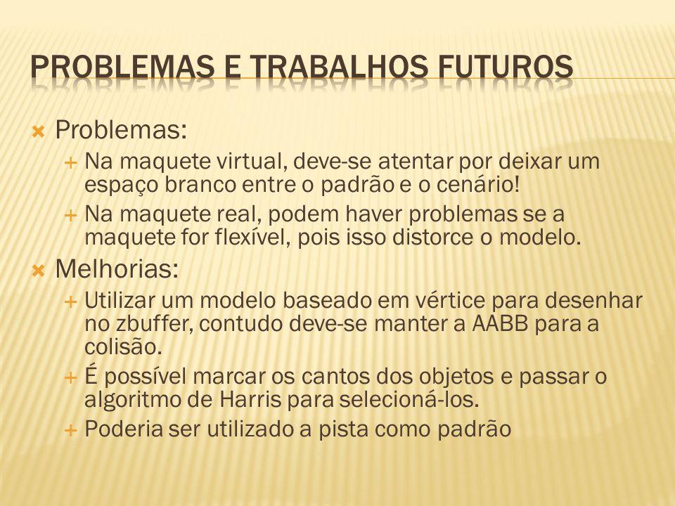 Problemas e Trabalhos Futuros