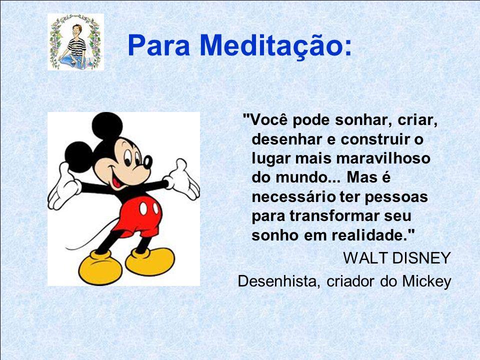 Para Meditação: