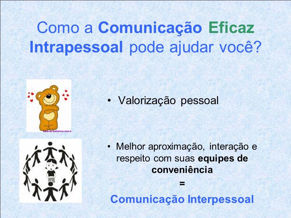 Como a Comunicação Eficaz Intrapessoal pode ajudar você