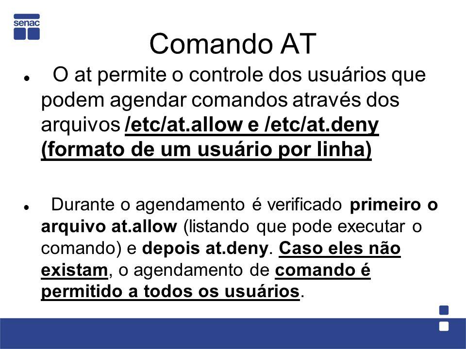 Comando AT