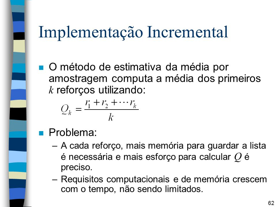 Implementação Incremental