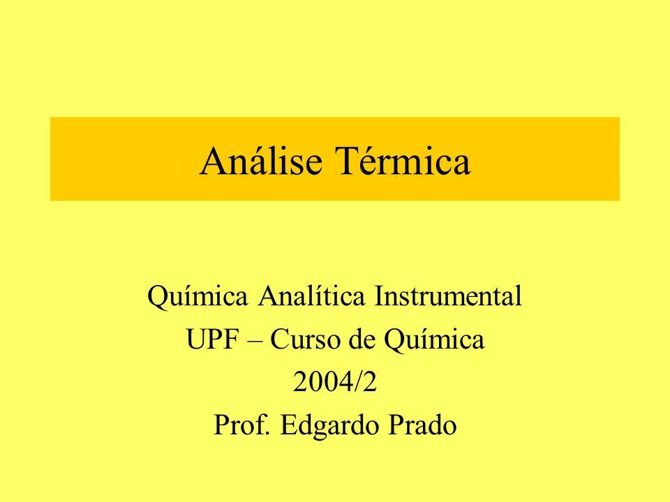 Química Analítica Instrumental