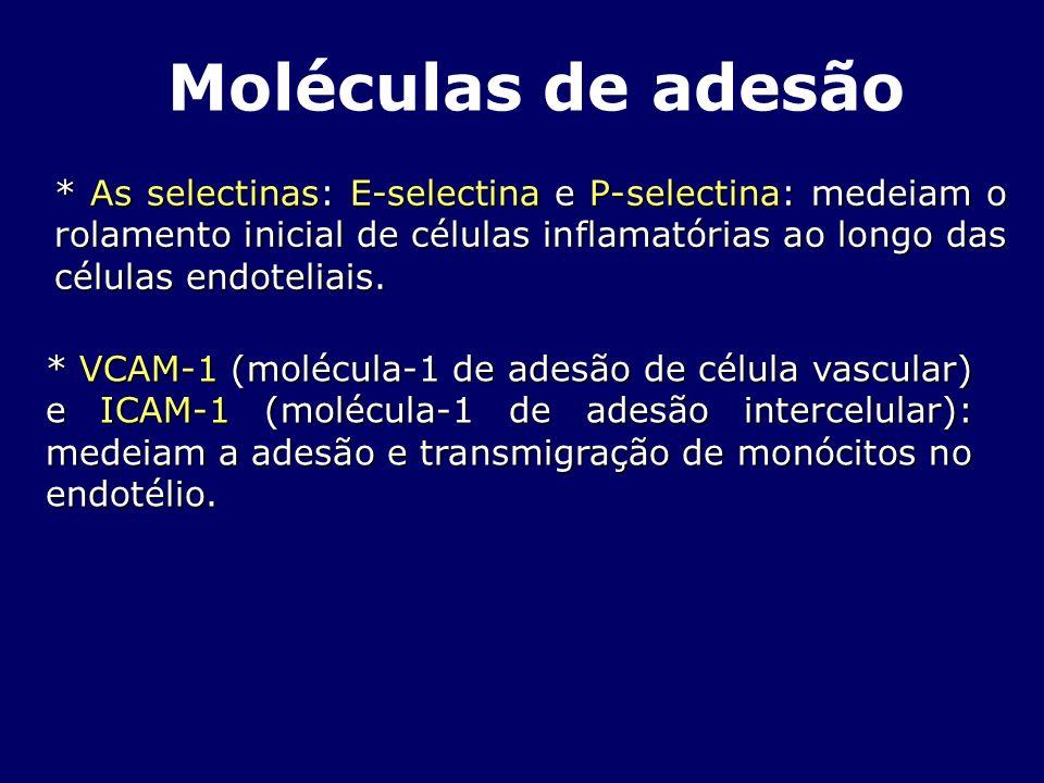 Moléculas de adesão