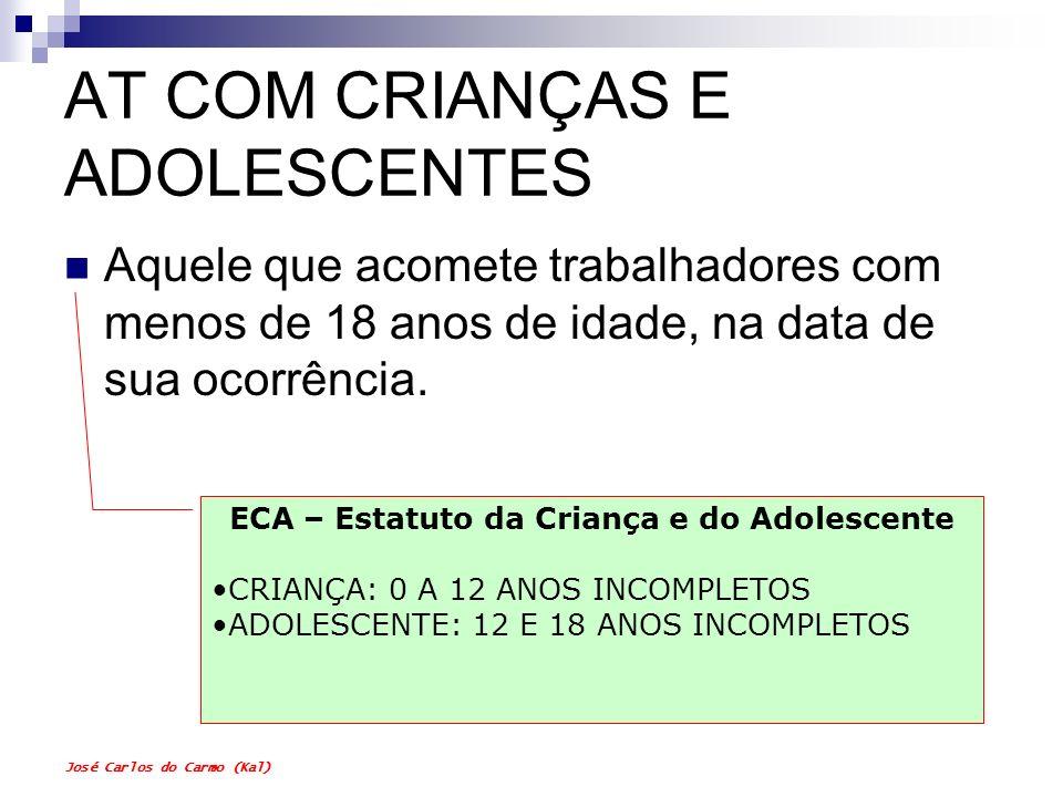 AT COM CRIANÇAS E ADOLESCENTES