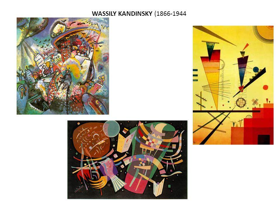 WASSILY KANDINSKY (1866-1944