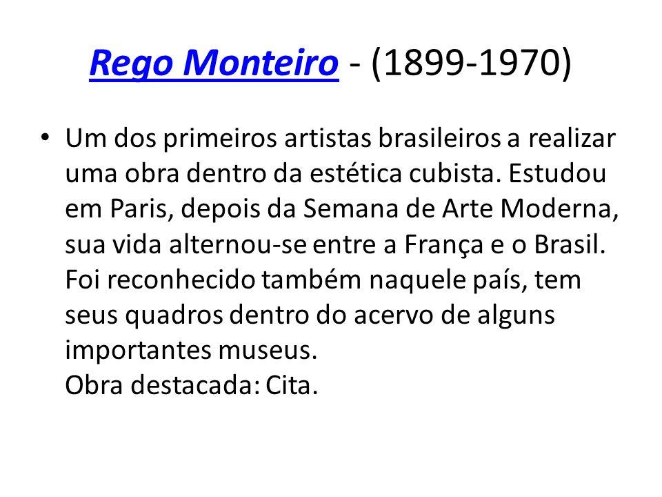 Rego Monteiro - (1899-1970)