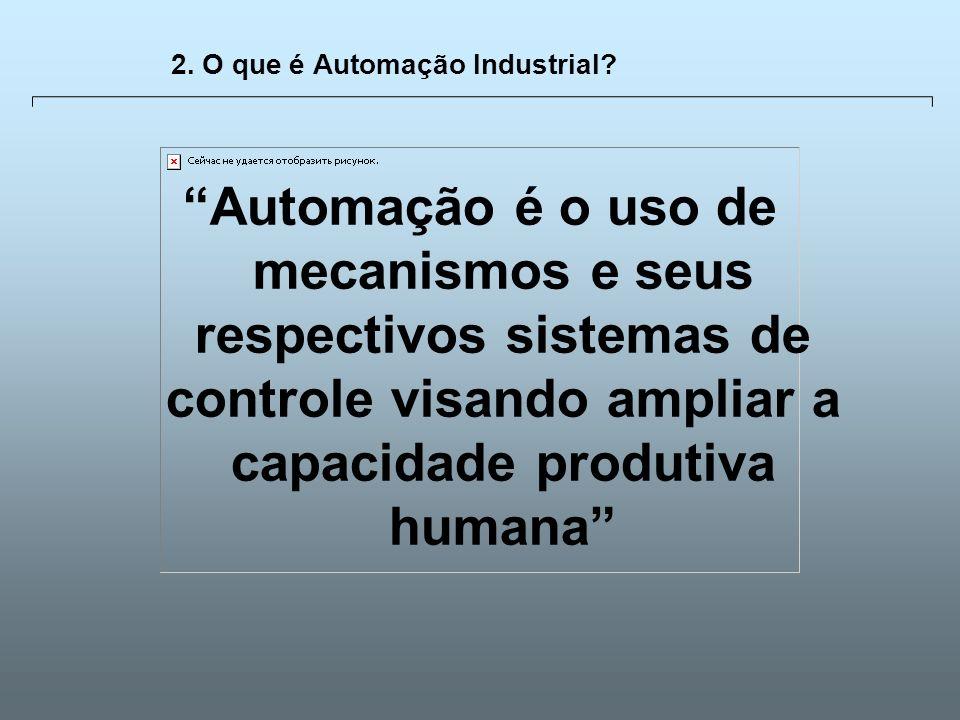 2. O que é Automação Industrial
