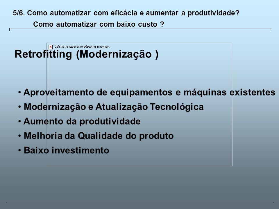 Retrofitting (Modernização )