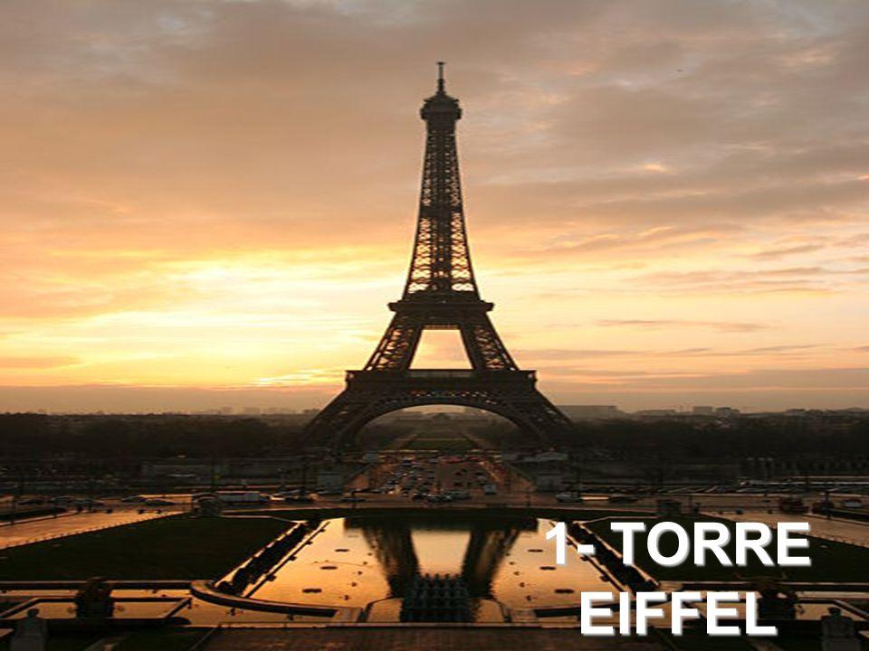 1- TORRE EIFFEL