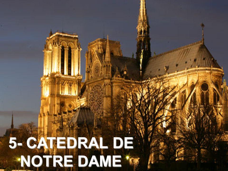 5- CATEDRAL DE NOTRE DAME