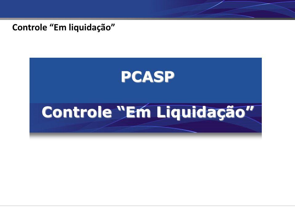 Controle Em Liquidação