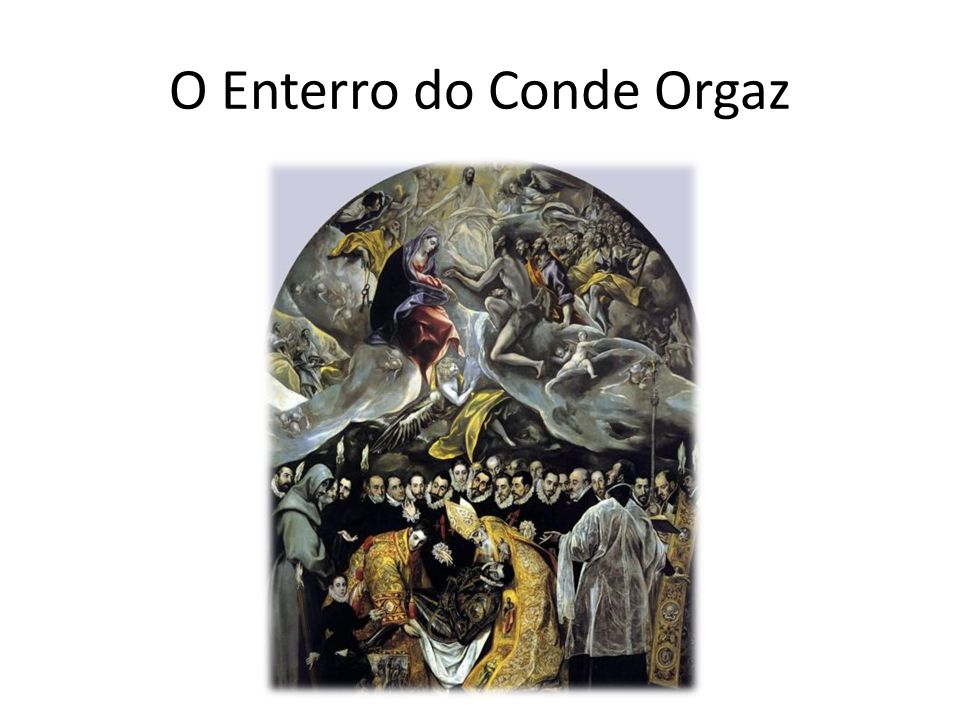 O Enterro do Conde Orgaz