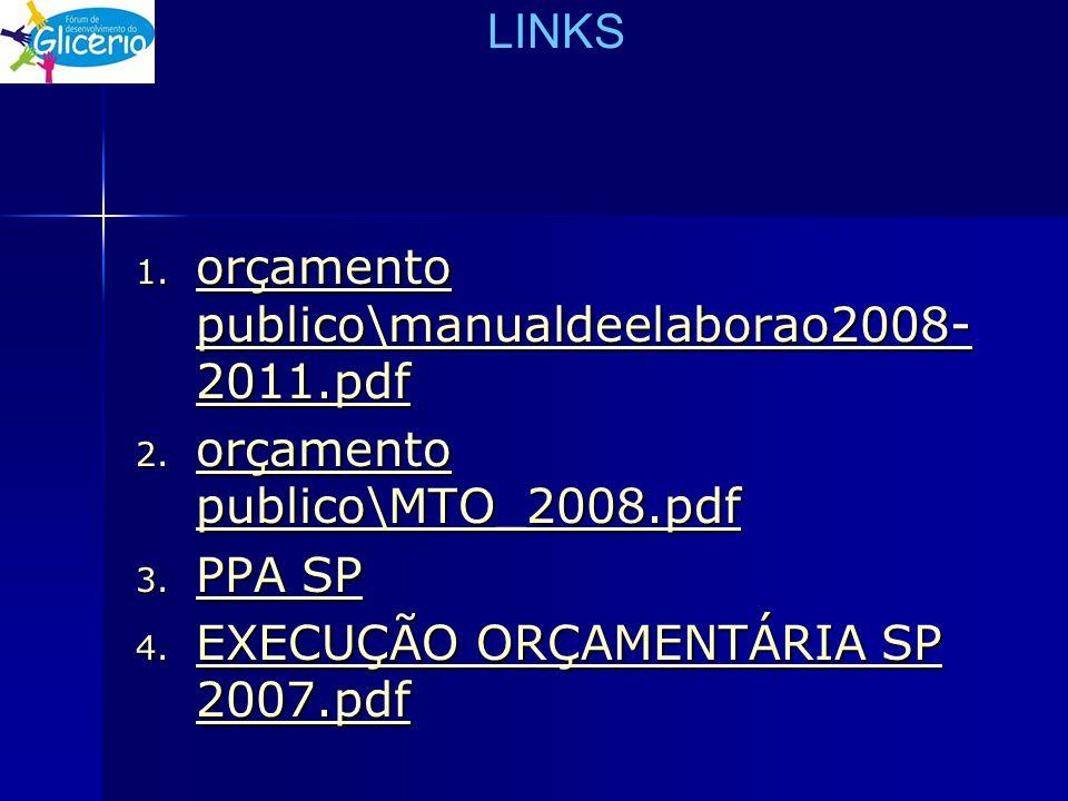 LINKS orçamento publico\manualdeelaborao2008-2011.pdf.