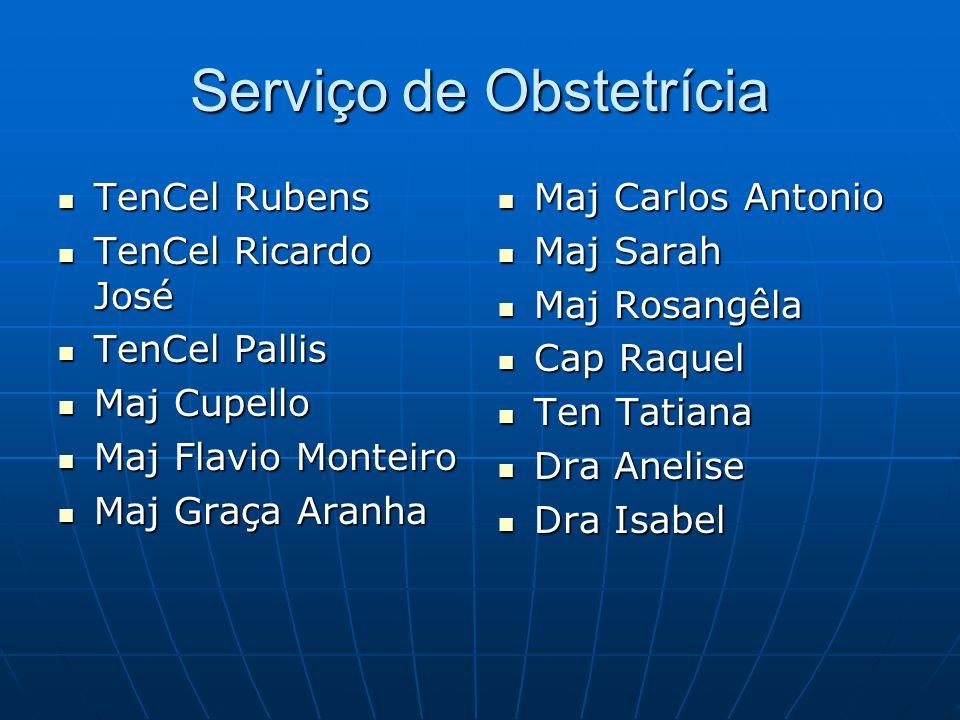 Serviço de Obstetrícia