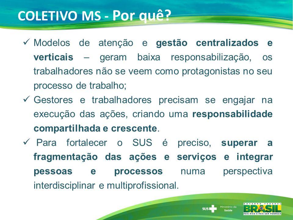 COLETIVO MS - Por quê