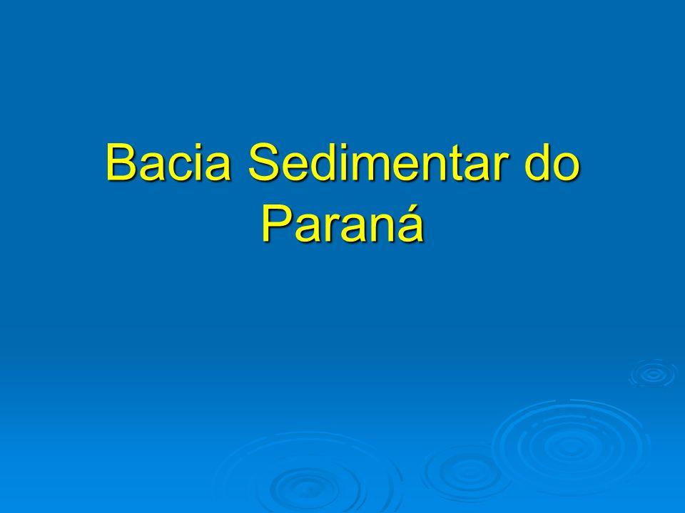 Bacia Sedimentar do Paraná