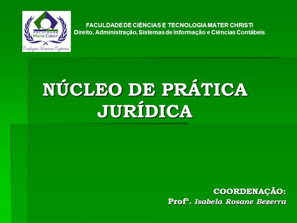 COORDENAÇÃO: Profª. Isabela Rosane Bezerra
