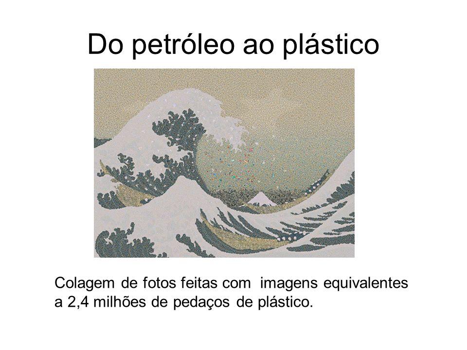 Do petróleo ao plástico