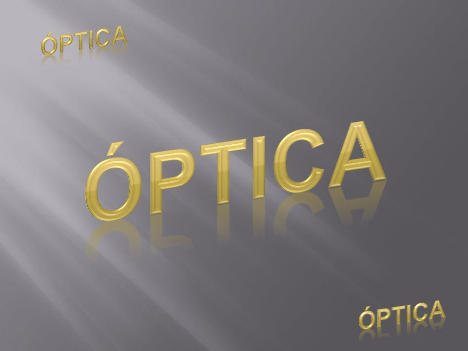 Óptica Óptica Óptica