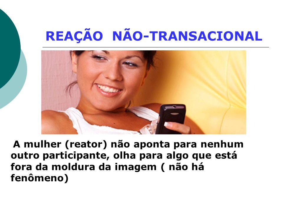 REAÇÃO NÃO-TRANSACIONAL