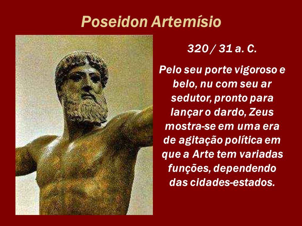 Poseidon Artemísio 320 / 31 a. C.