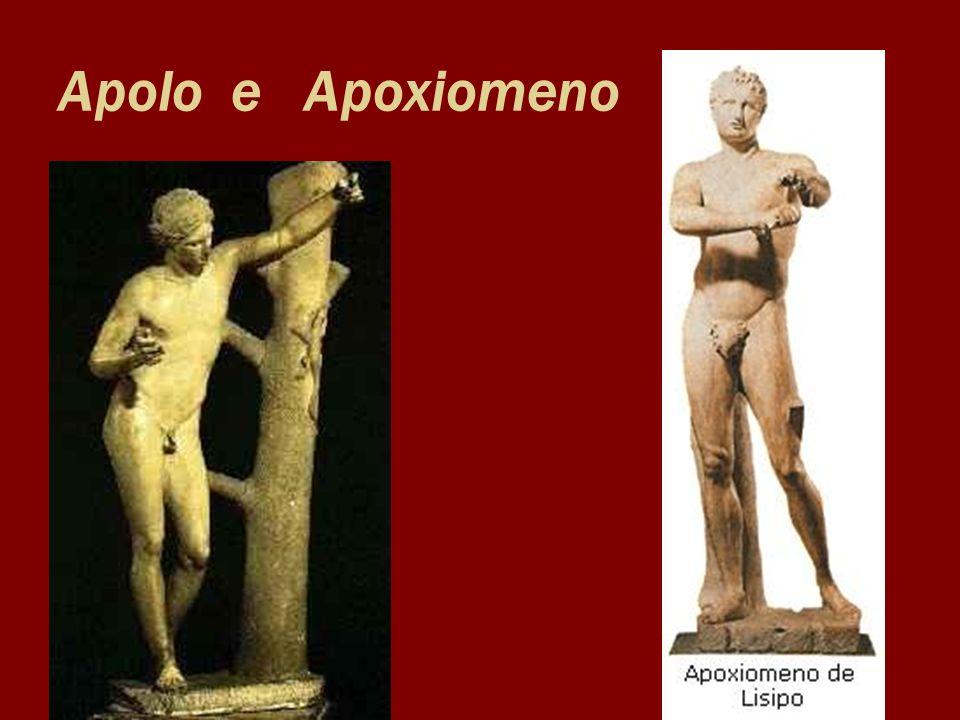 Apolo e Apoxiomeno