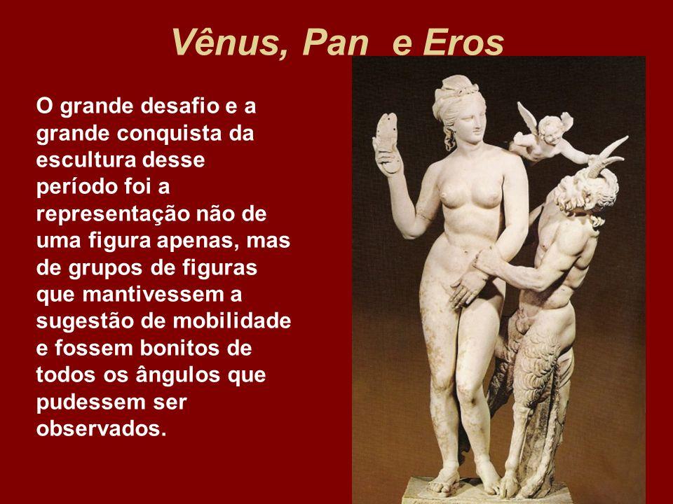 Vênus, Pan e Eros