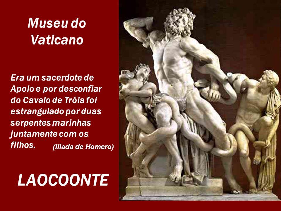LAOCOONTE Museu do Vaticano