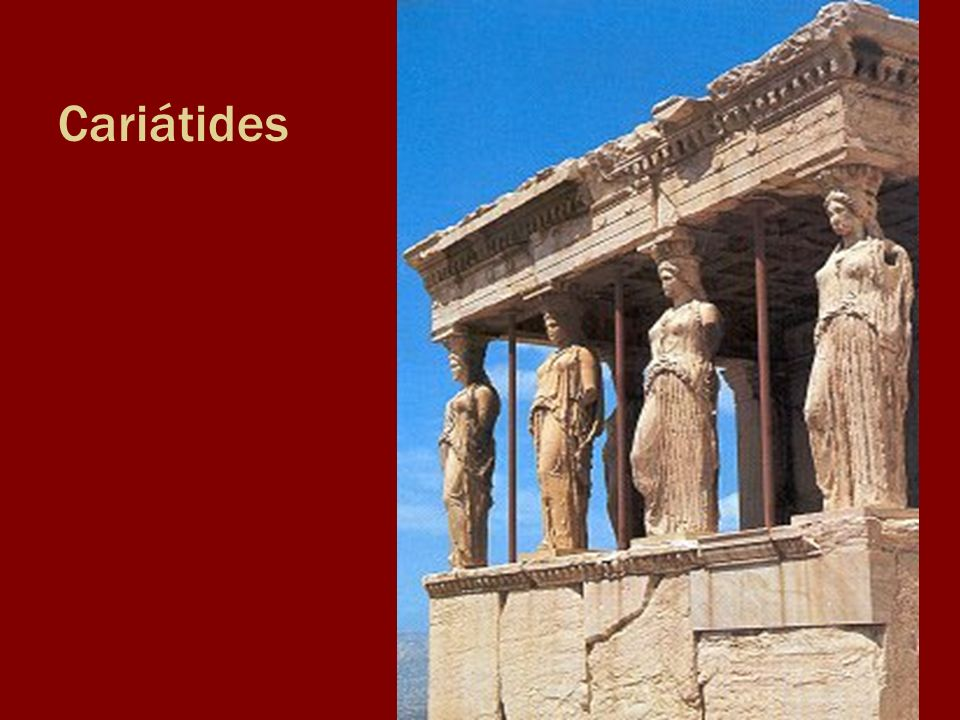 Cariátides