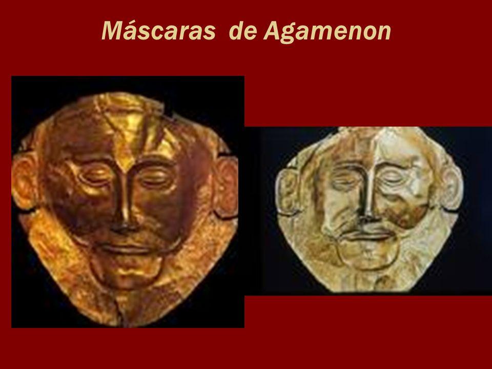 Máscaras de Agamenon