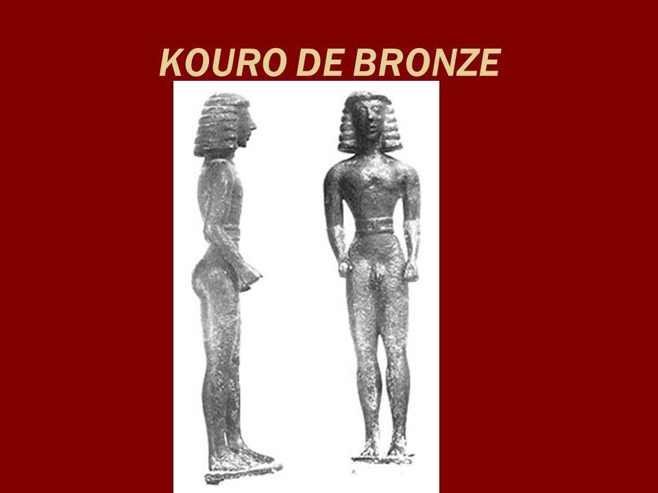 KOURO DE BRONZE
