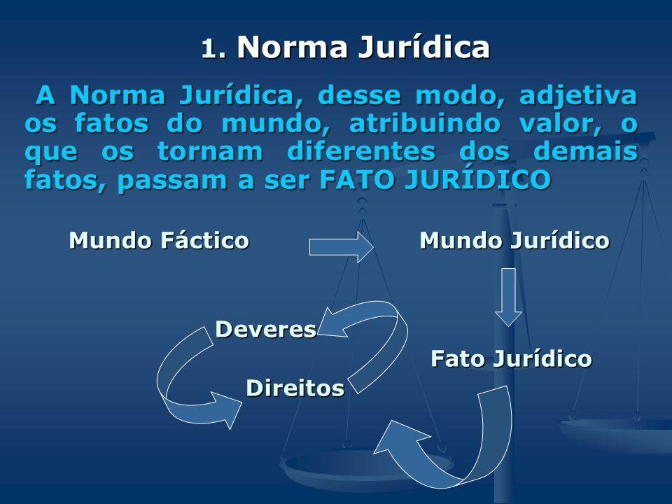 1. Norma Jurídica