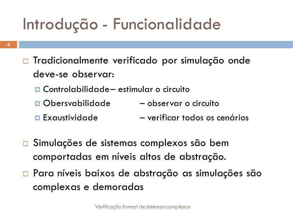 Introdução - Funcionalidade