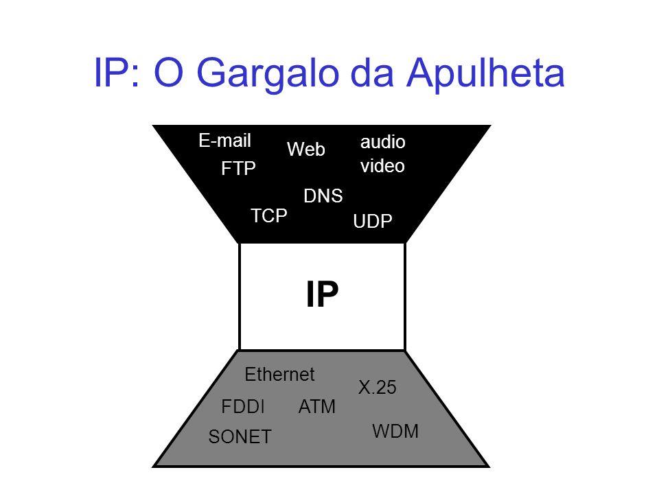 IP: O Gargalo da Apulheta