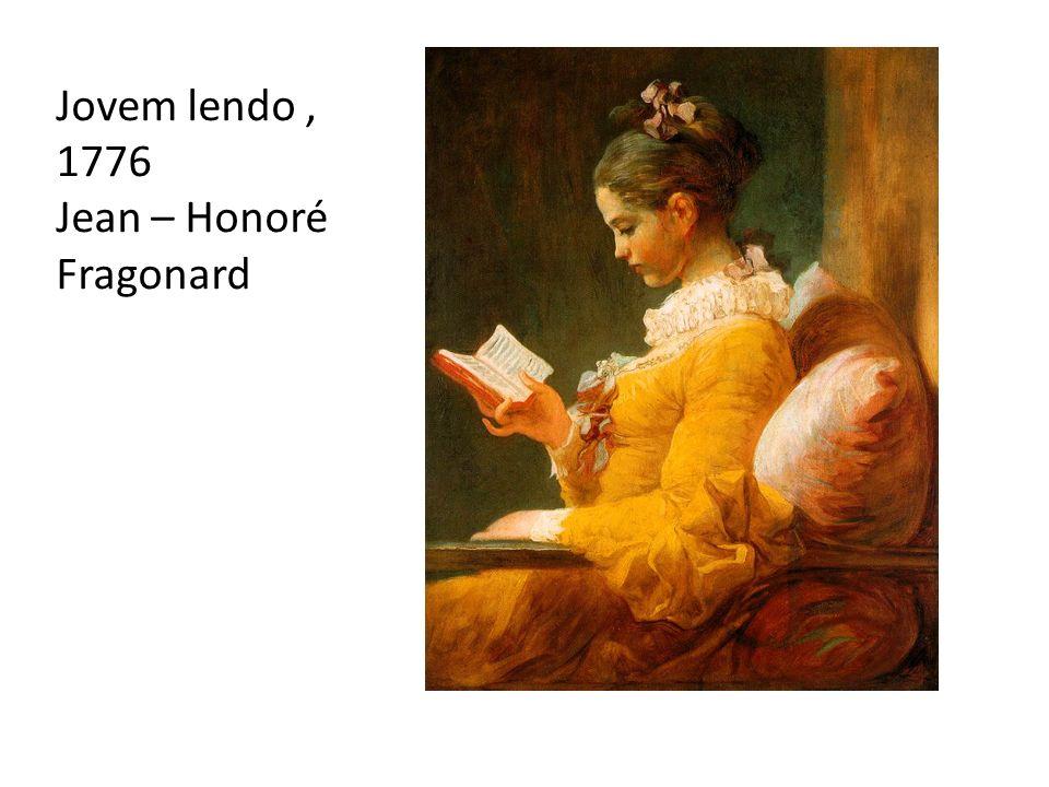 Jovem lendo , 1776 Jean – Honoré Fragonard