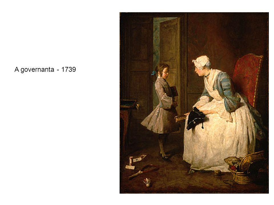 A governanta - 1739