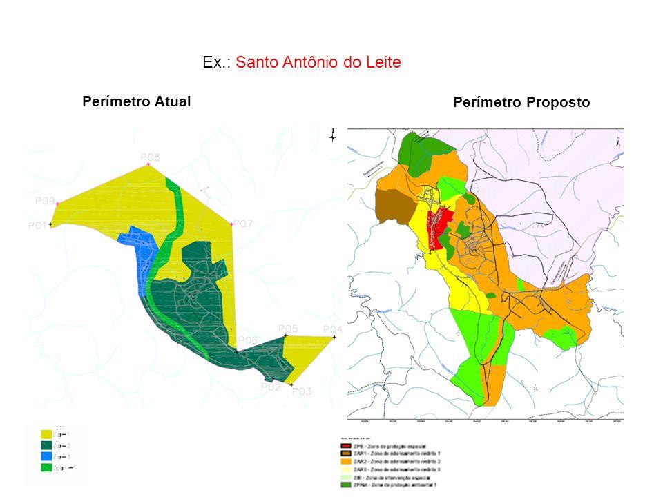 Ex.: Santo Antônio do Leite