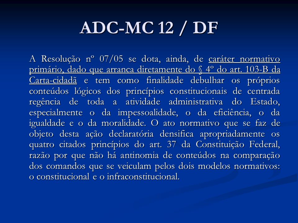 ADC-MC 12 / DF