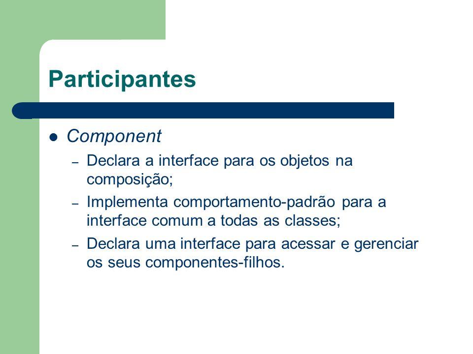 Participantes Component