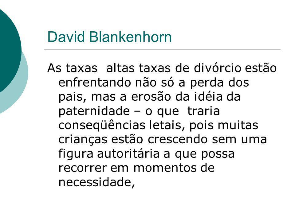David Blankenhorn