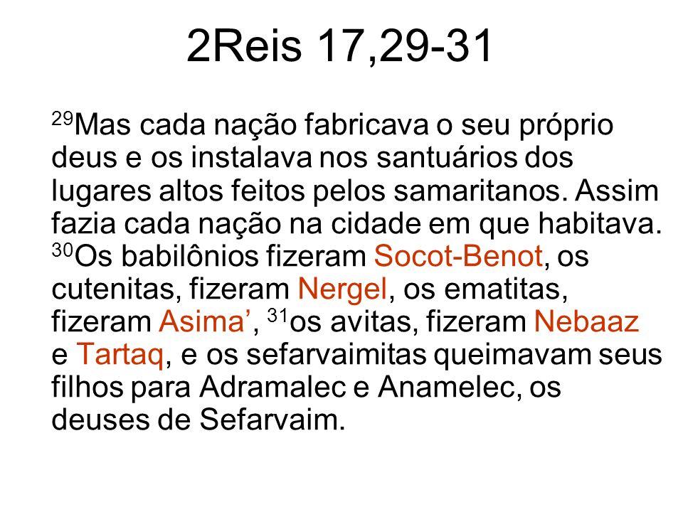 2Reis 17,29-31