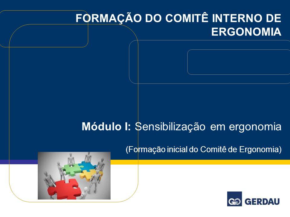 FORMAÇÃO DO COMITÊ INTERNO DE ERGONOMIA