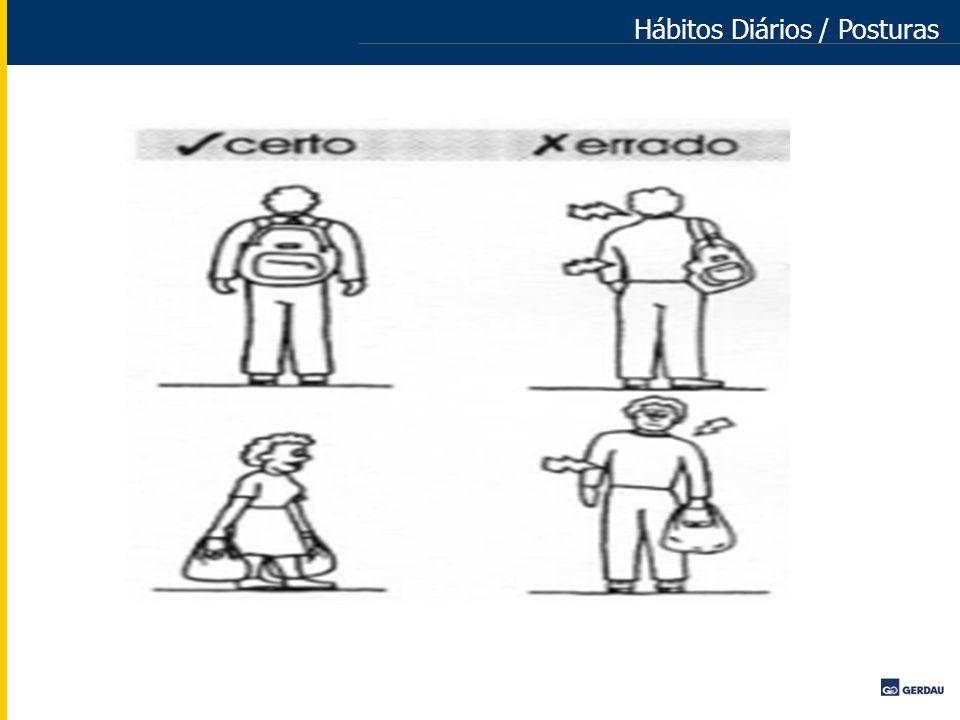 Hábitos Diários / Posturas