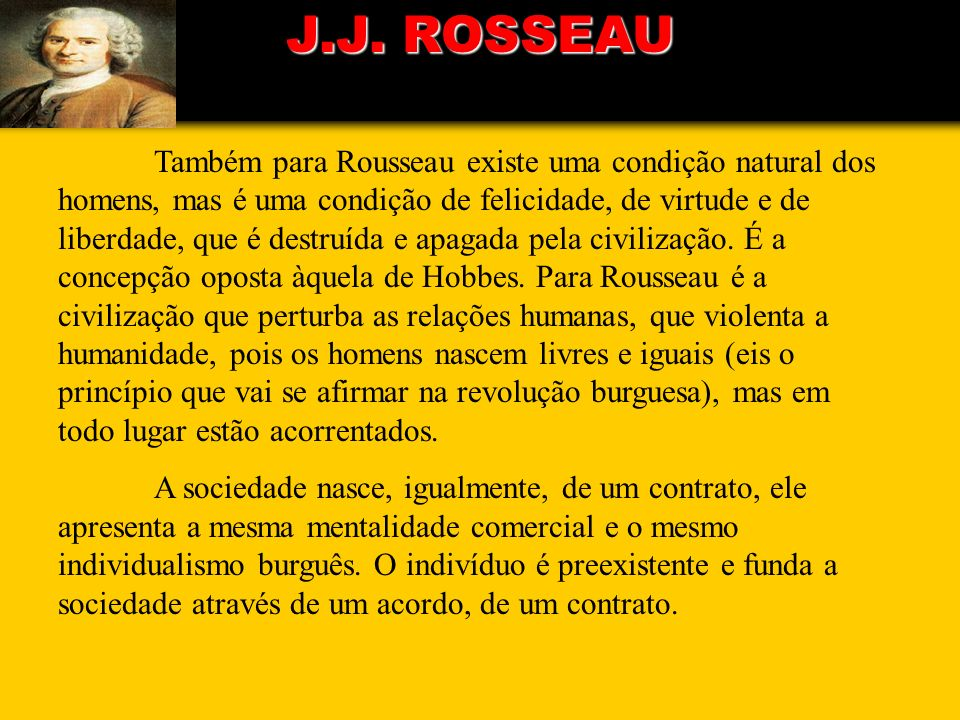 J.J. ROSSEAU