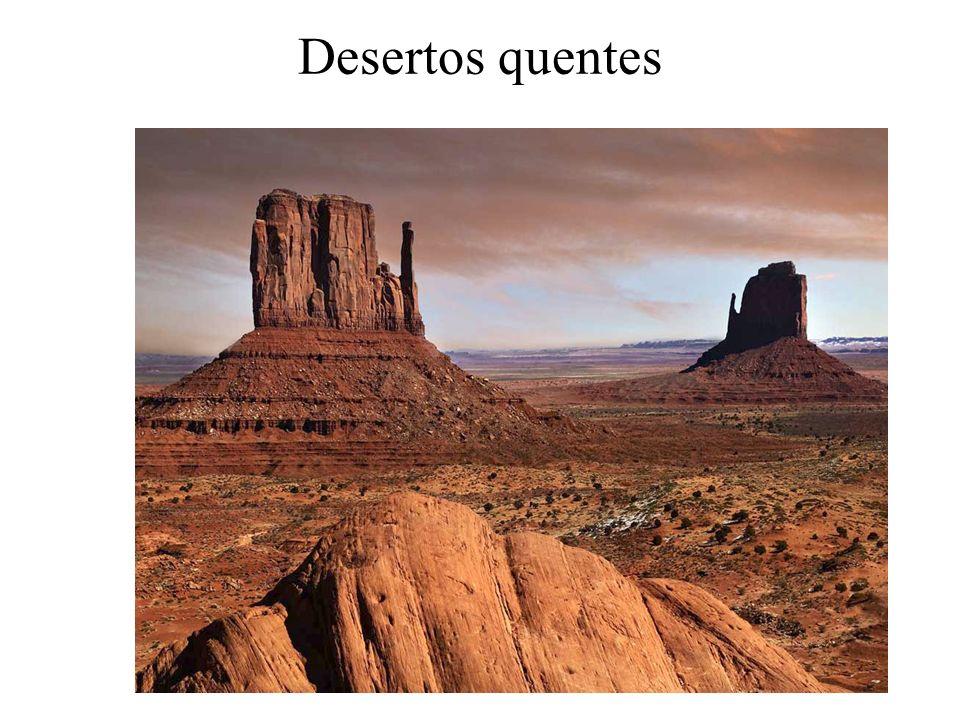 Desertos quentes