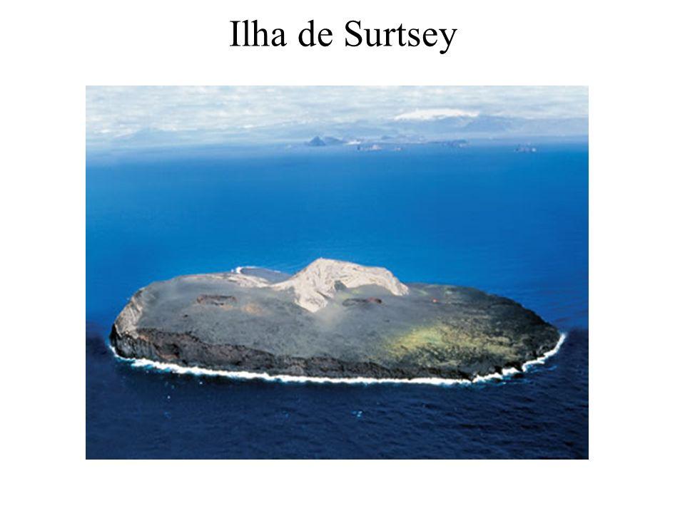 Ilha de Surtsey