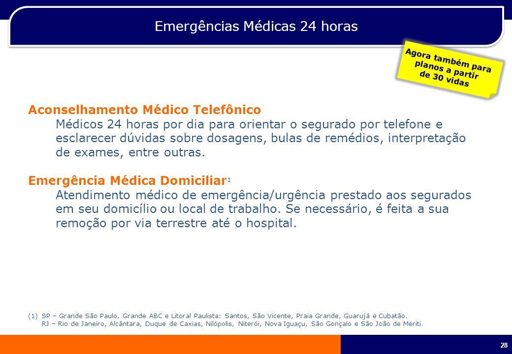 Emergências Médicas 24 horas