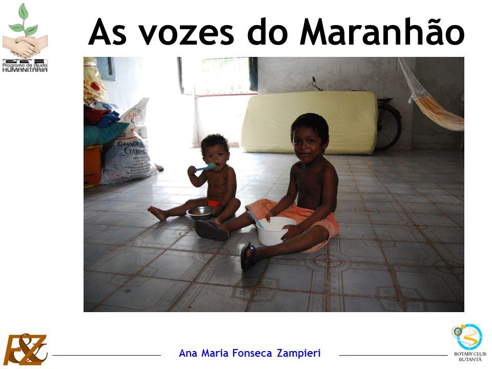 As vozes do Maranhão