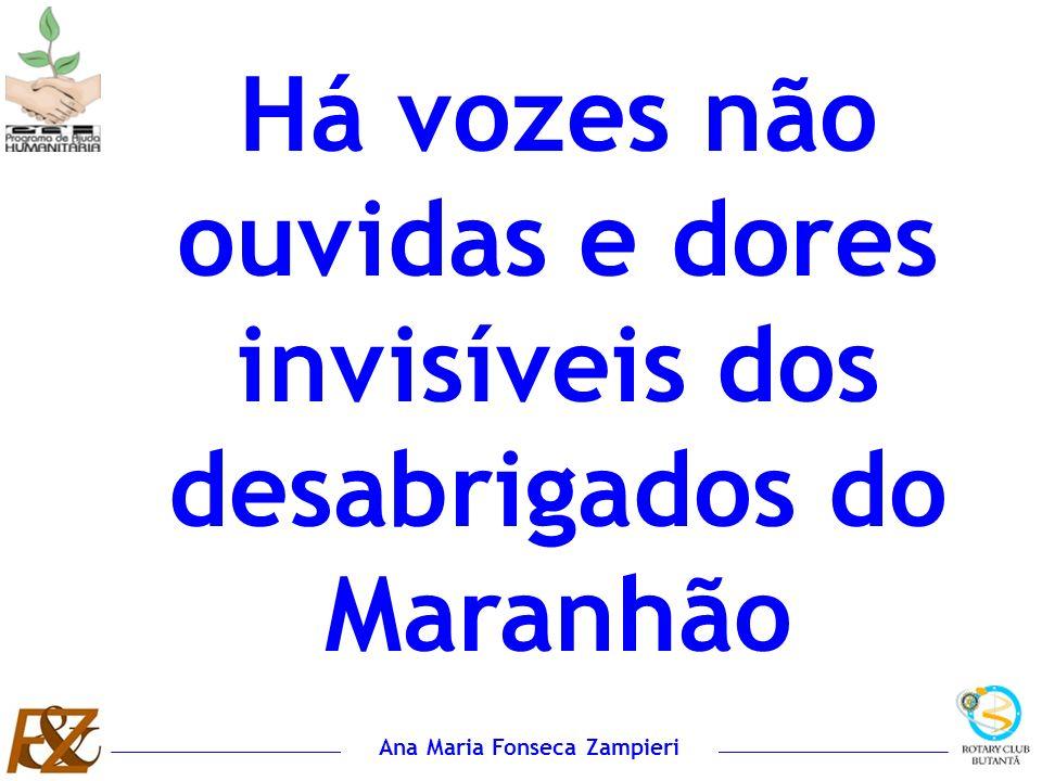 Há vozes não ouvidas e dores invisíveis dos desabrigados do Maranhão